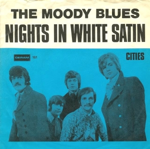 the moody blues nights in white satin