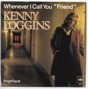 "FlinterFile: Kenny Loggins- Whenever I Call You ""Friend"""