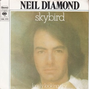 FlinterFile: Neil Diamond- Skybird